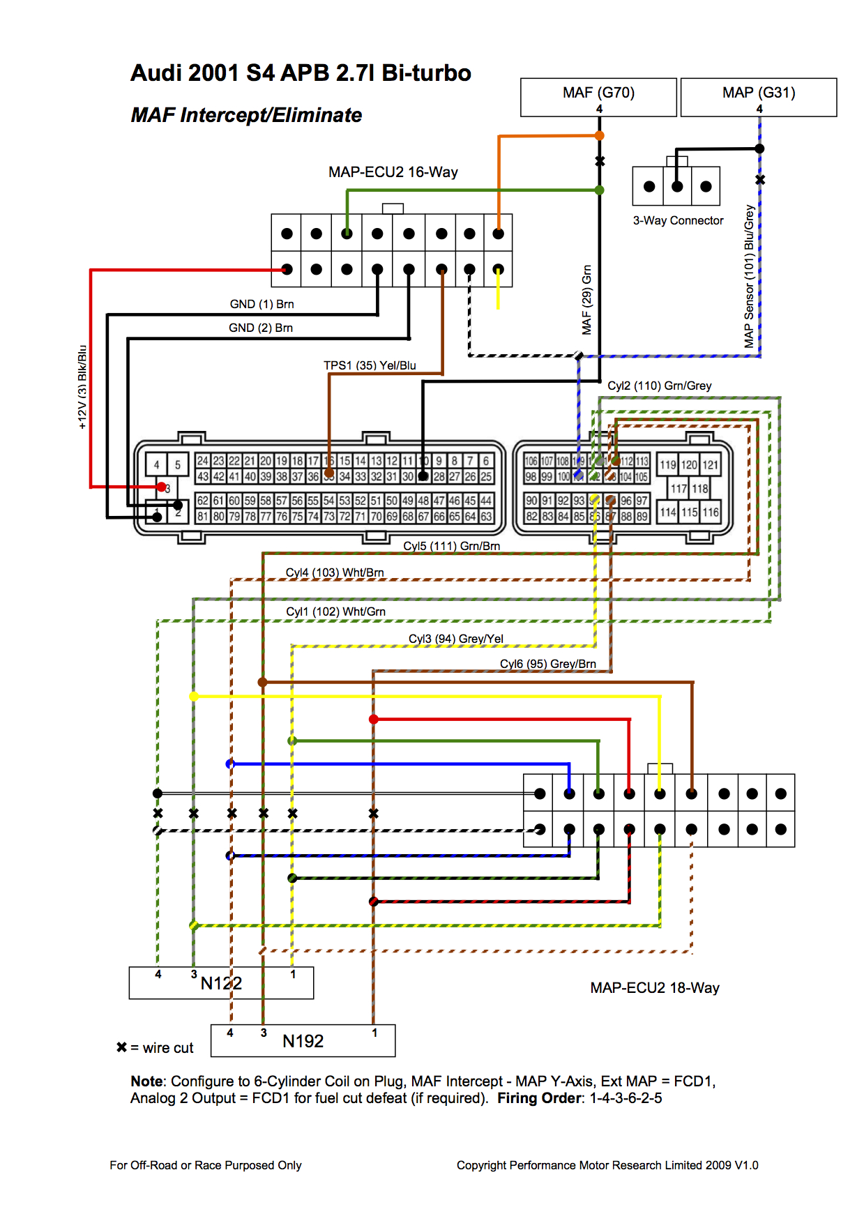 Audi S4 20011 mapecu wiring diagrams audi, bmw, ford, honda, lexus, nissan, toyota 2001 996 Turbo Fuse Diagram at edmiracle.co
